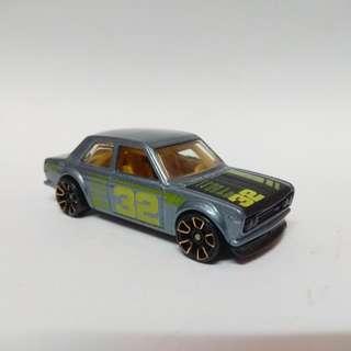 Hotwheels Datsun 510 Bluebird