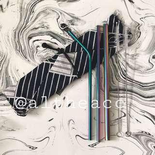 Resuable Straws (Holographic)