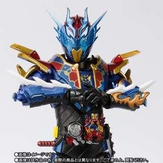 *限時特價*全新現貨 Great Cross-Z SHF 龍我 幪面超人 Kamen Rider Dragon me Bandai S.H.F.