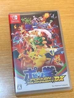 Switch Pokemon Tournament DX Poke拳 寶可夢拳