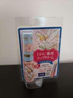 限定 DHC x Disney Lip Balm潤唇膏  Tinkerbell【限量迪士尼角色版】 全新