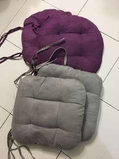 4pcs Chair pads