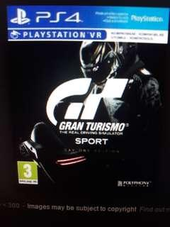 ps4 game, gt sport, ff dissidia