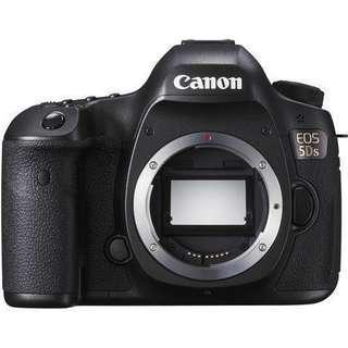 Canon EOS Canon EOS 5Ds DSLR Camera (Body Only)