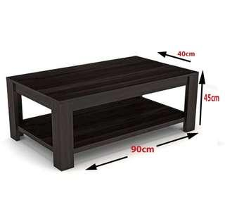 Coffee table solid