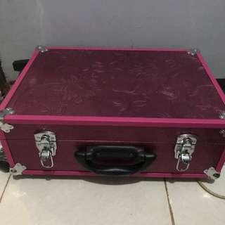 Home made beauty case REPRICE