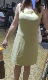 REPRICED!!!!! Mint Green Office Dress from PHP250 now only PHP100
