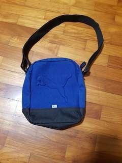 Authentic puma dura base sling bag