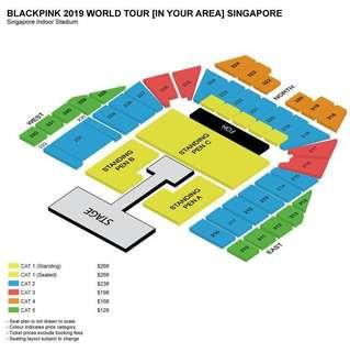 BLACKPINK IN YOU AREA SG x2