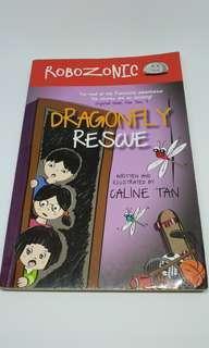 Robozonic - Dragonfly Rescue