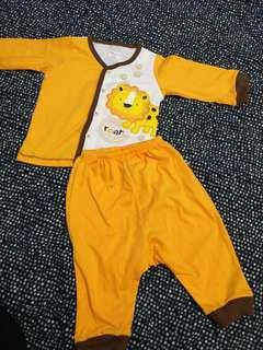 Baby Cheetah Pyjamas