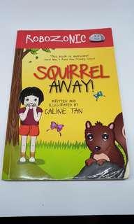 Robozonic - Squirrel Away