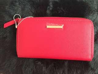New York & Company Wallet (Red)