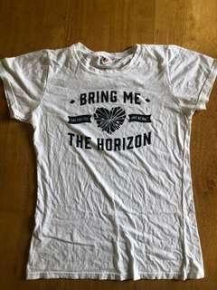 BMTH Merch Tshirt (Bring me the Horizon) Can you feel my heart design