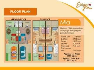 RFO Townhouse for Sale in General Trias Cavite