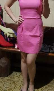 REPRICED!!!! Pink Mini Dress from PHP300 now only PHP150
