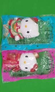 McDonald's Hello Kitty King & Queen Series China