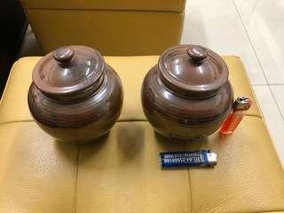 老茶 茶葉罐(普洱茶)