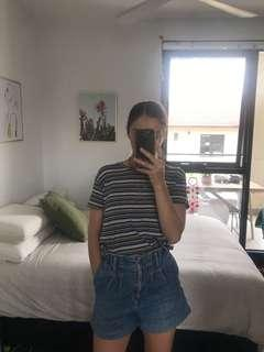 Zara Stripe T-shirt