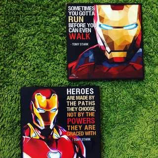🚚 Marvel Heroes : Pop Art Poster Frame