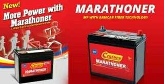 Bateri Kereta Crntury Brand Car Battery Service