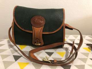 d87408ffbb Vintage Dooney   Bourke Sling Bag
