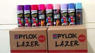 Nippon Spray Paints