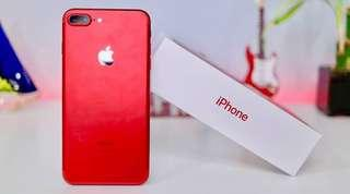 Apple iPhone 7+ Plus Red 256gb FOR FAST SALE