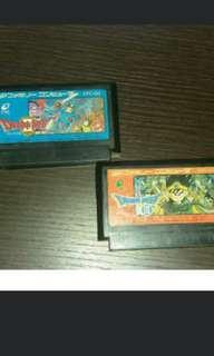 任天堂  game --Dragon Quest 2 隻