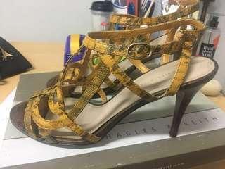 WOMEN's heels by Charles&Keith
