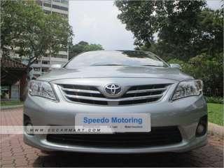 Toyota Corolla Altis 1.6 A