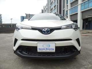 Toyota CH-R 1.8S Hybrid