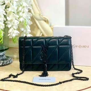 9inches with Box YSL Chain Bag YSL Sling Bag YSL Tassel Bag YSL Bag Yves  Saint 9aa6486f85216