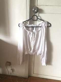 H&M Beachy Top