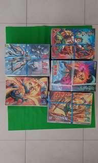 Rare HK Comics 龙虎门(新著) from 2000