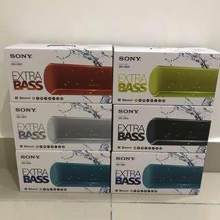 Sony Extra Bass Wireless Speaker SRS-XB21