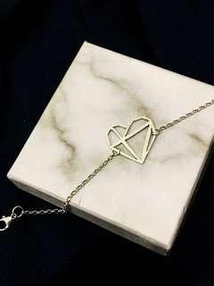 Sterling silver women bracelet