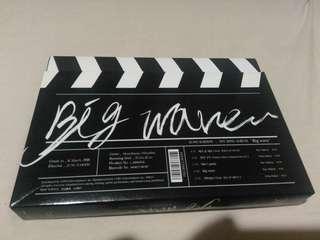 """JUNG ILHOON (BTOB) """"BIG WAVES"""" 1ST MINI ALBUM"""