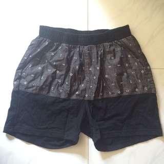 Men Patterned Shorts