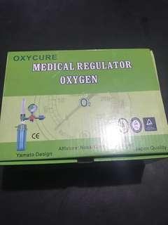 REPRICED Medical Regulator Oxygen