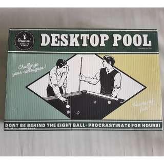 🔃 Desktop Pool Display Set