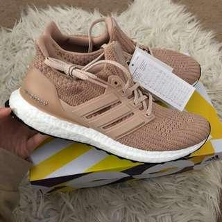 ADIDAS ULTRABOOST ASH PEARL BRAND NEW WITH TAGS