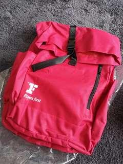 Gym bag new