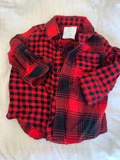 🚚 Gap 長袖襯衫