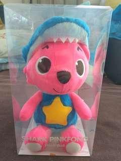 BN PinkFong plush doll