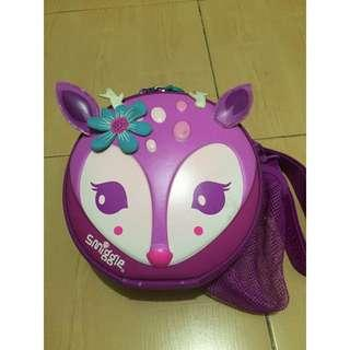 Authentic Smiggle Fox sling / lunch bag