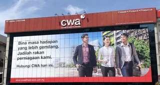Seminar Usahawan Berjaya bersama Cimb Wealth Advisor (CWA)