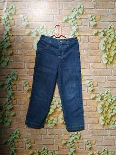 Celana jeans unisex 4-6 T