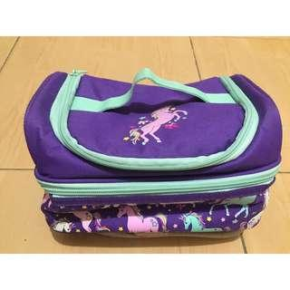 Authentic Smiggle Unicorn bag / lunch bag