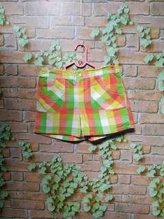 Hotpants faded glori 7-10 T